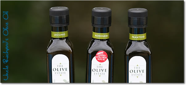 rich olive oil